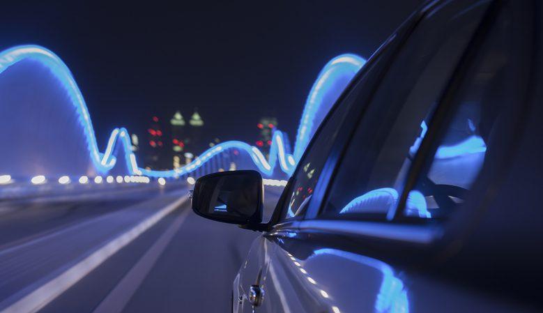 Gill Insurance | car driving nights ov